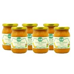 Aşçı Anne - Altılı Karışık Sebzeli Püre Paketi