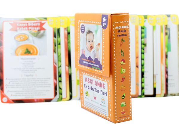 Ek Gıda Tarifleri Kitabı (1.Seri)