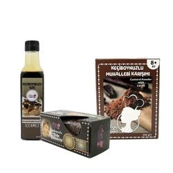 Aşçı Anne - Keçiboynuzu Paketi